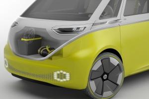 大众I.D.概念电动车I.D. Buzz图片
