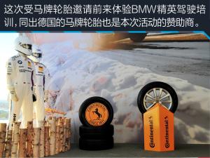 宝马3系冰雪驾驶培训图解图片