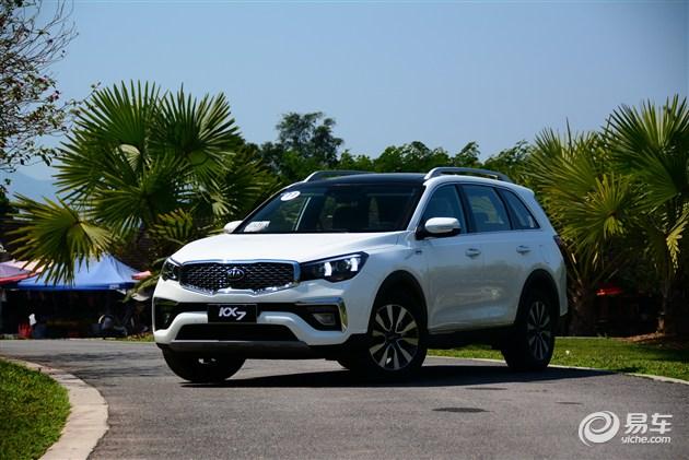 起亚KX7将于3月16日上市 8款车型可选