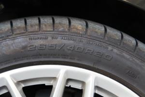 A8L轮胎规格