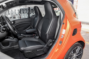 fortwo2017款 0.9T BRABUS Xclusive图片