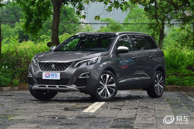 东风标致7座 SUV 5008 火爆江城 浪漫实用两不误-猎豹汽车南阳圣驰旗高清图片