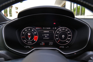 奥迪TT奥迪 2017款 TTS Roadster 雪邦蓝图片