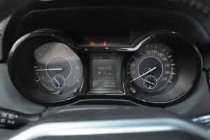 驭胜S350仪表盘图片