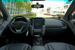 优6 SUV完整内饰(中间位置)图片