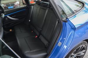 宝马3系GT后排座椅图片
