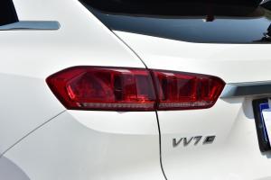 VV72017款 C 豪华型 外观雪域白 内饰黑色