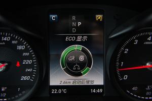 C级2017款 奔驰C级 2.0T 自动运动版