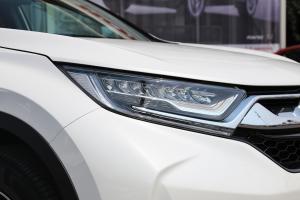 CR-V2017款 240TURBO CVT 四驱 尊耀型 外观珍珠白 内饰棕色