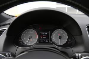 奥迪SQ5仪表盘图片