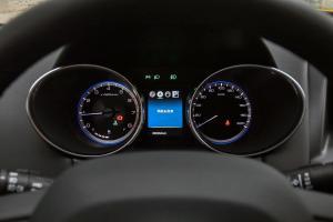 风神AX4仪表盘图片