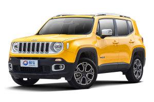 Jeep自由侠 2017款 180T 双离合 劲能版