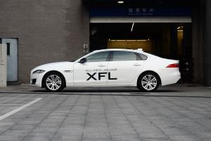 XFL正侧车头向左水平