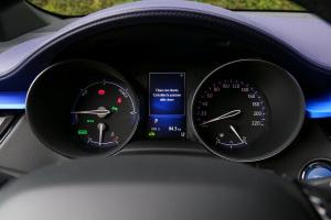 丰田C-HR仪表盘图片