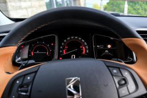 DS 6仪表盘图片