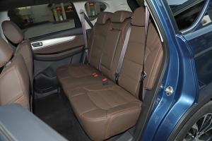 景逸X5后排座椅图片