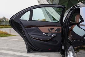S级2018款 奔驰S 450L