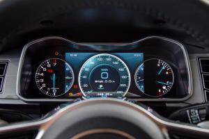 大迈X7仪表盘图片