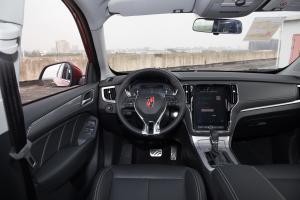 RX5驾驶位区域