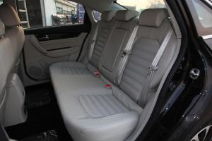 景逸S50后排座椅