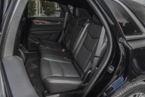 凯迪拉克XT5后排座椅图片