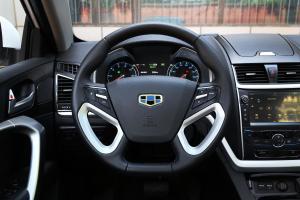 帝豪EV300方向盘图片
