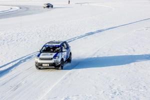 长安CS55零下40度能把车冻成什么样图片