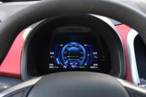 奔奔EV仪表盘图片