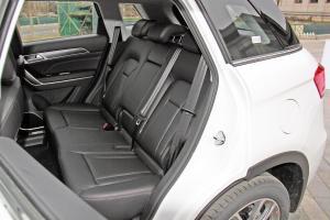 哈弗H6 Coupe后排座椅图片