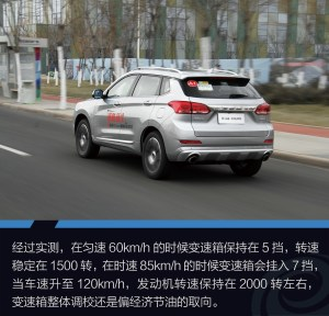 H6 Coupe试驾全新哈弗H6 Coupe