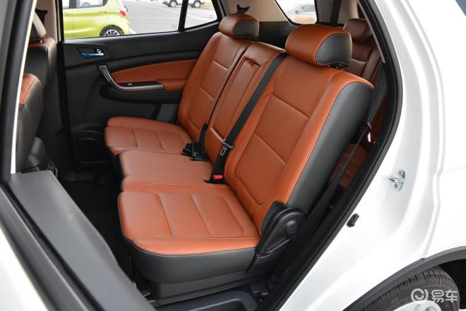 长安欧尚CX70长安欧尚CX70后排座椅