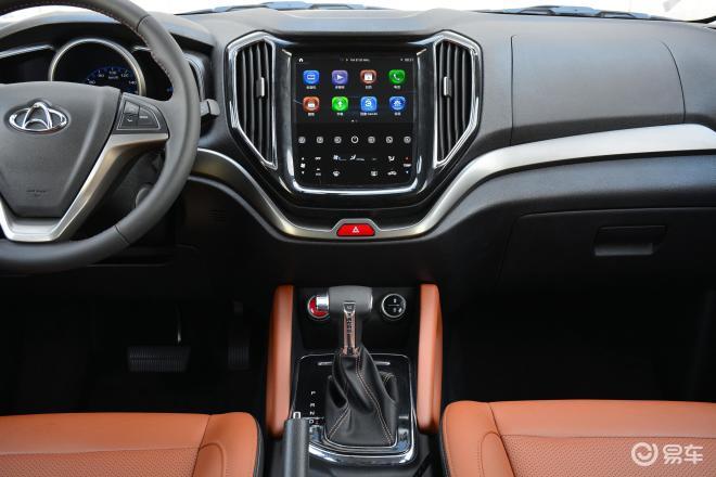 长安欧尚CX70长安欧尚CX70中控台整体
