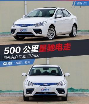 江淮iEVA50图解