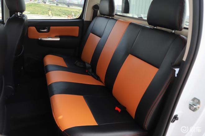 黄海N2N2后排座椅