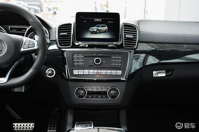 奔驰GLS AMG奔驰GLS AMG中控台整体