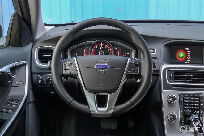 沃尔沃V60V60方向盘