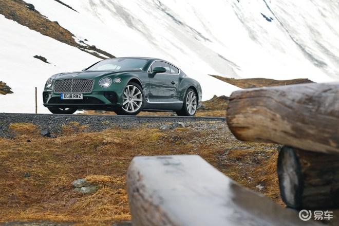 海外抢先试驾宾利全新欧陆GT 为保持不变而改变
