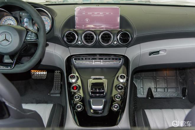 AMG GTAMG GT中控台整体