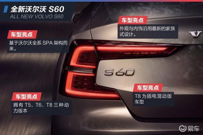 全新沃尔沃S60:我想说这辆车我见过