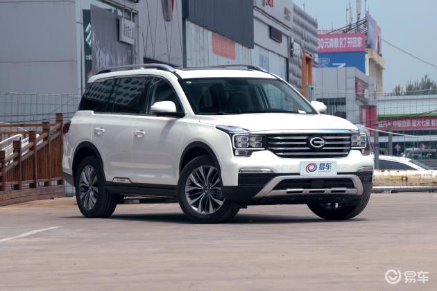 [车展]传祺GS8 390T车型上市 售价18.58万元/满足国六排放标准
