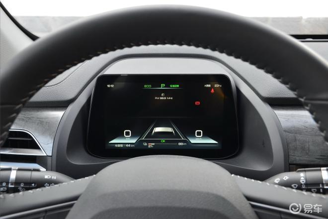 秦Pro EV秦Pro EV仪表盘