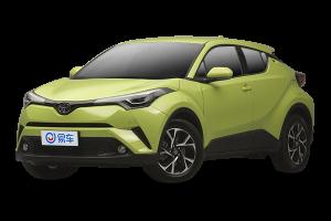 丰田C-HR 2018款 2.0L CVT 领先版 国V