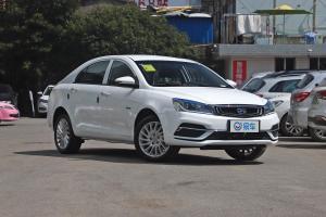 当前车款暂无图片,图片显示为:<br>2019款 1.5L E-CVT 进取版