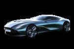 阿斯顿·马丁DBS GT Zagato