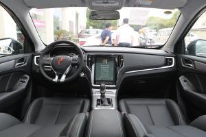 荣威RX5前排