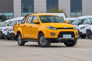 当前车款暂无图片,图片显示为:<br>2018款 双排长轴 1.8T 手动 两驱 进取版 汽油