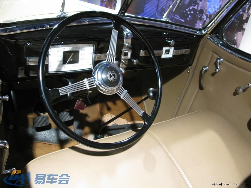 1936年别克Century敞篷车