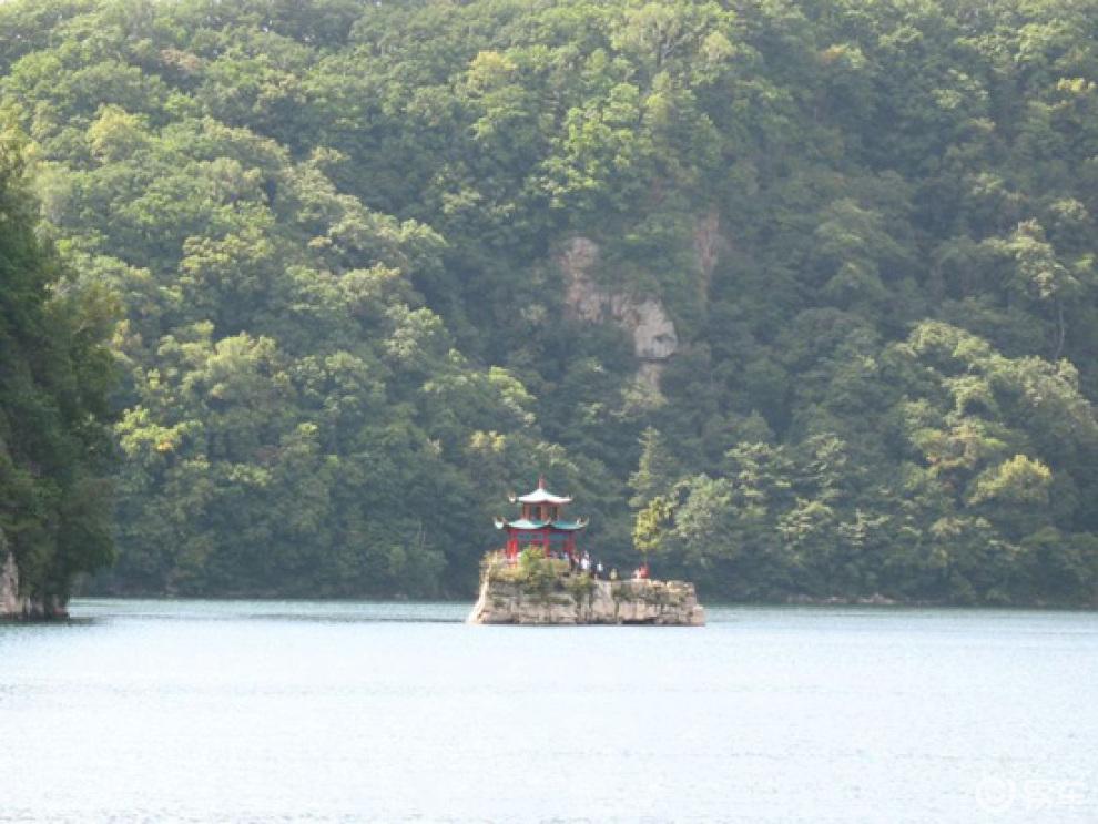 长春-辉南三角龙湾 -吊水湖 一日畅游