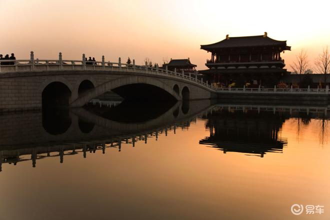 > 走进历史 一起体验唐朝皇宫的雄伟庄严图片