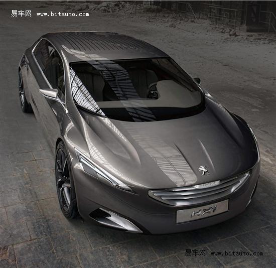标致欲重返豪车市场 有望推出HX1量产车型